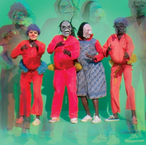 Shangaan Electro: New Wave Dance Music From South Africa
