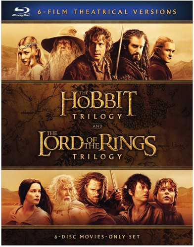 Middle-earth Theatrical Collection