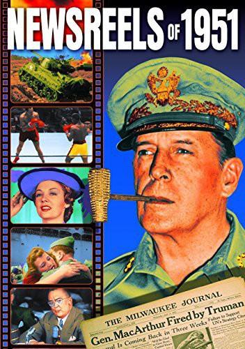 Newsreels of 1951 -: Volume 1