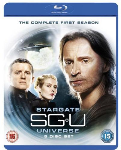 SG-U: Stargate Universe: The Complete First Season [Import]