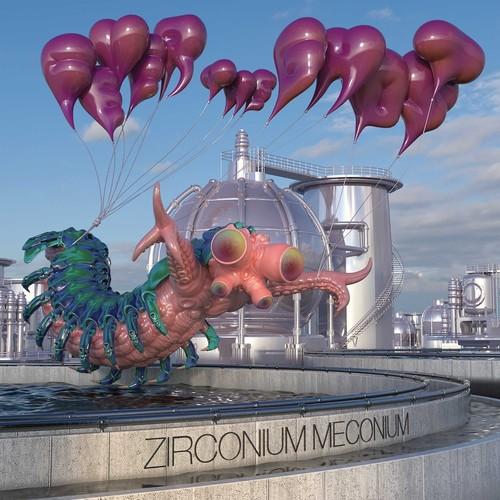 Zirconium Meconium