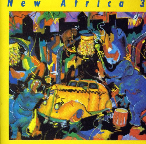 New Africa 3 /  Various