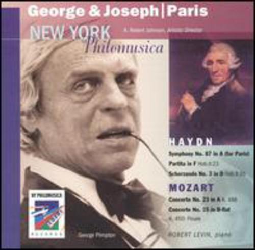 George And Joseph Paris