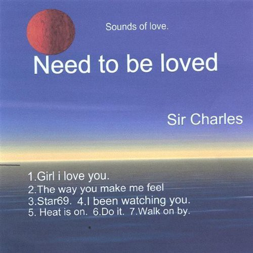 Need to Be Loved