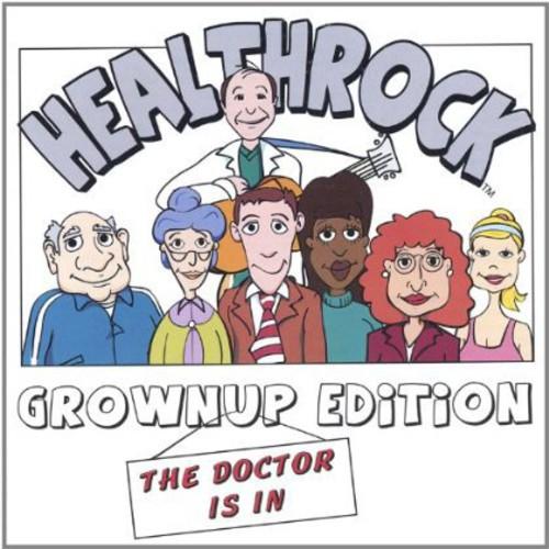 Healthrocktm Grown Up Edition