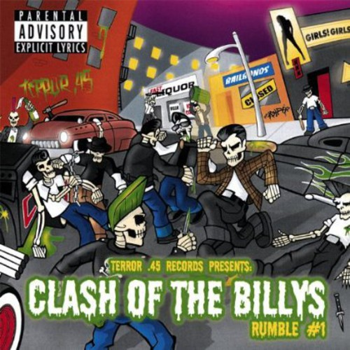 Clash of the Billys: Rumble#1