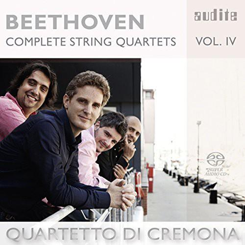 Complete String Quartets 4