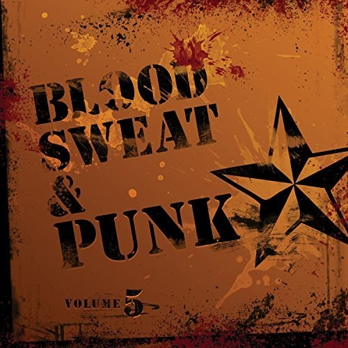 Blood Sweat & Punk 5 /  Various