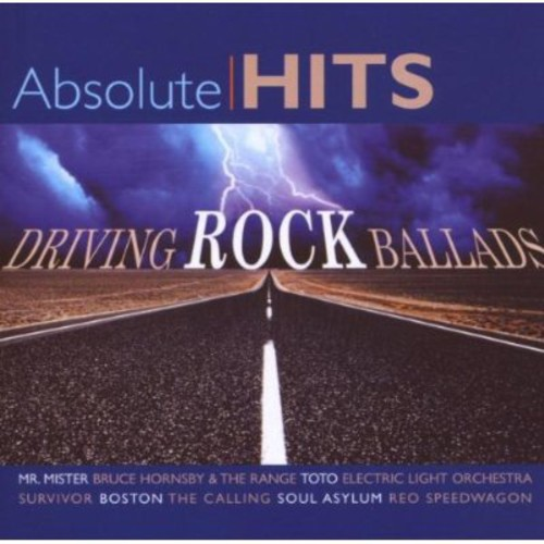 Absolute Hits: Driving Rock Ballads /  Various [Import]