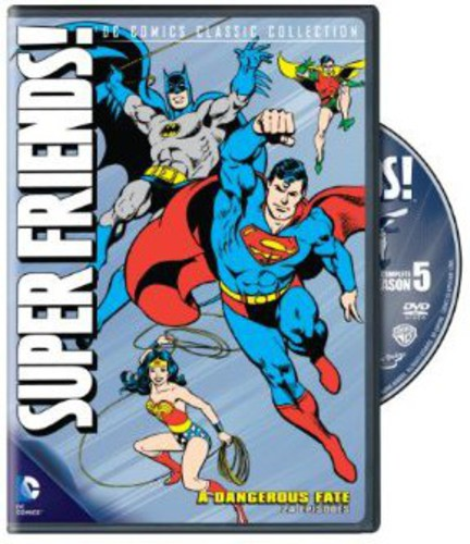 Super Friends: A Dangerous Fate Season 5