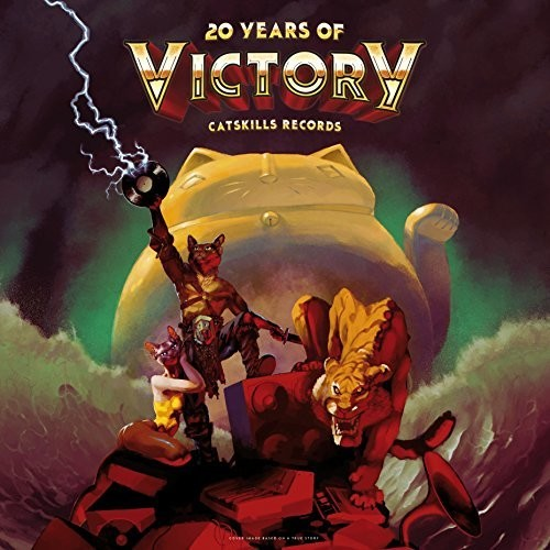 Catskills Records: 20 Years Of Victory /  Various