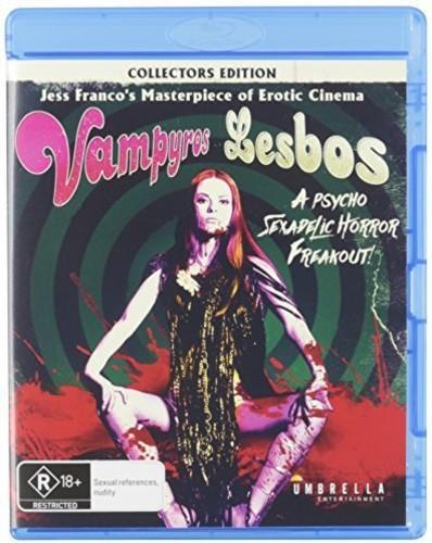 Vampyros Lesbos (Blu-Ray) [Import]