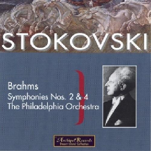 Sinfonien 2 & 4 /  Philadelphia