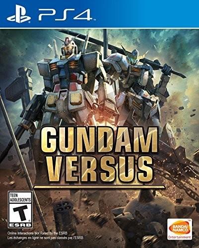 Gundam Versus for PlayStation 4