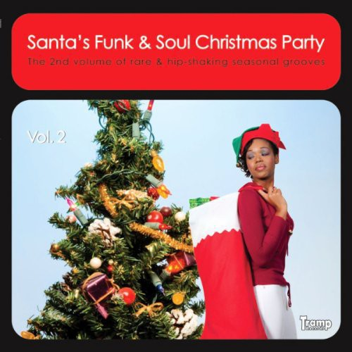 Vol 2-Santas Funk & Soul Christmas Party / Var - Vol. 2-Santa's Funk & Soul Christmas Party / Var