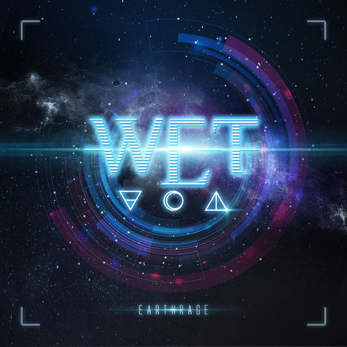 W.E.T. - Earthrage [Limited Edition LP]