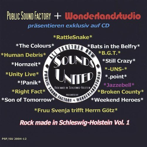Sounds United 1 /  Various