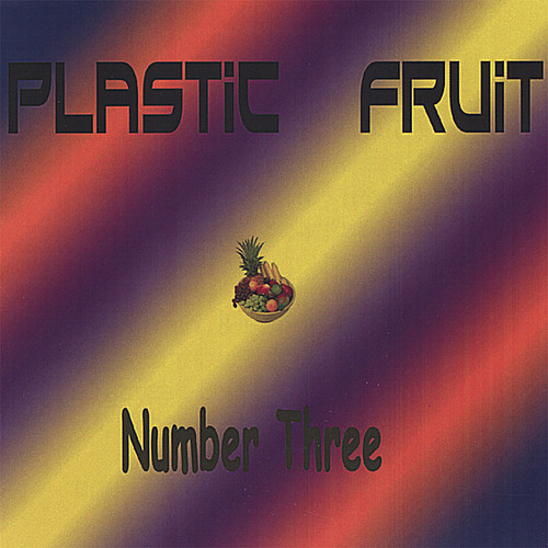 Plastic Fruit 3
