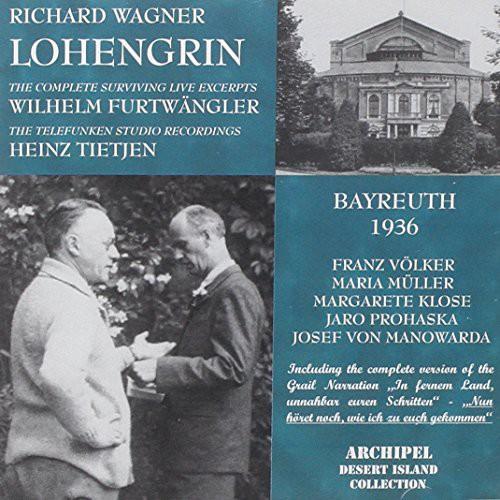 Lohengrin: Volker-Muller-Klose