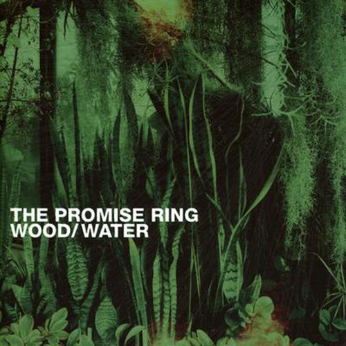 The Promise Ring - Wood/Water [Clear LP]