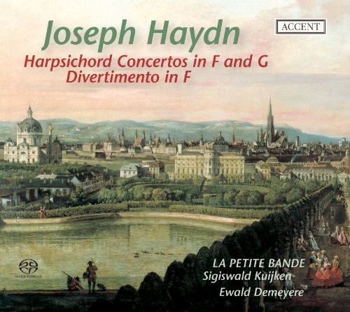 Harpsichord Concerto in G Major & F Major
