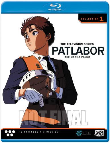 Patlabor TV: Collection 1