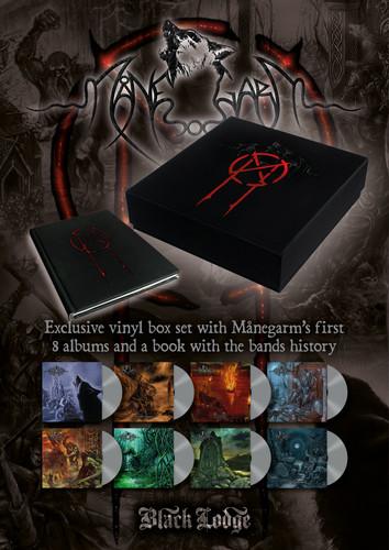 8LP Boxset + Book