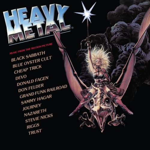 Heavy Metal /  O.s.t.