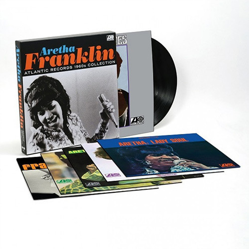 Aretha Franklin - Atlantic Records 1960s Collection [6LP Box Set]