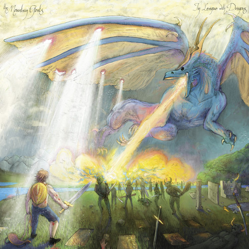 The Mountain Goats - In League with Dragons [2LP]