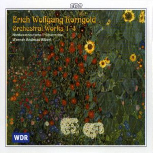 Orchestral Works 1-4 (box Set)