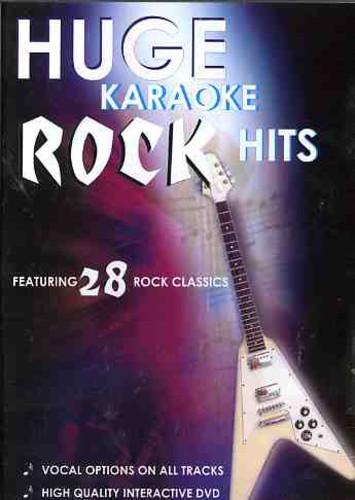 Huge Karaoke Rock Hits [Import]
