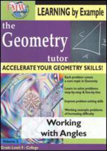 Geometry Tutor: Working With Angles