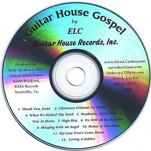 Guitar House Gospel