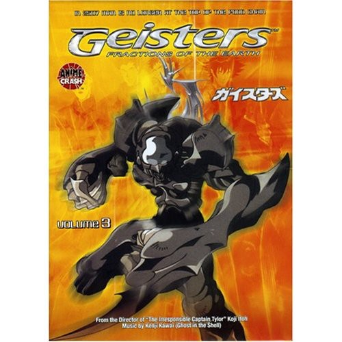 Geisters: Fractions Of The Earth, Vol. 3