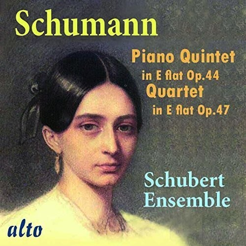 SCHUMANN: Piano Quintet, Piano Quartet