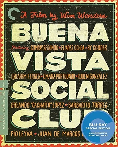 Buena Vista Social Club (Criterion Collection)