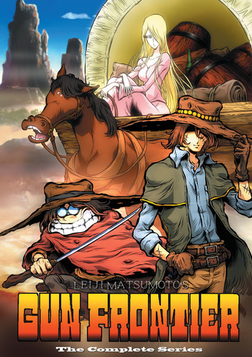 Gun Frontier: Complete Collection