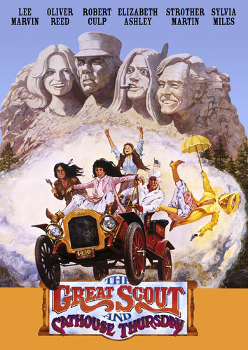 - Great Scout & Cathouse Thursday (1976)
