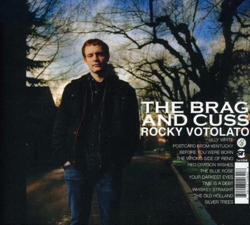 Rocky Votolato - Brag & Cuss