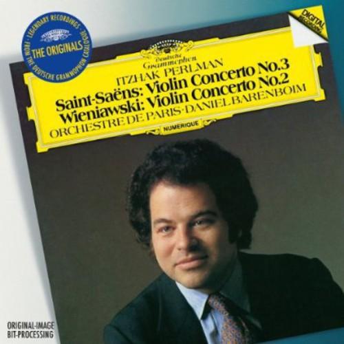 Violin Concerto No 3 /  Violin Concerto No 2