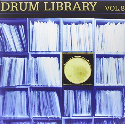 Drum Library, Vol. 8