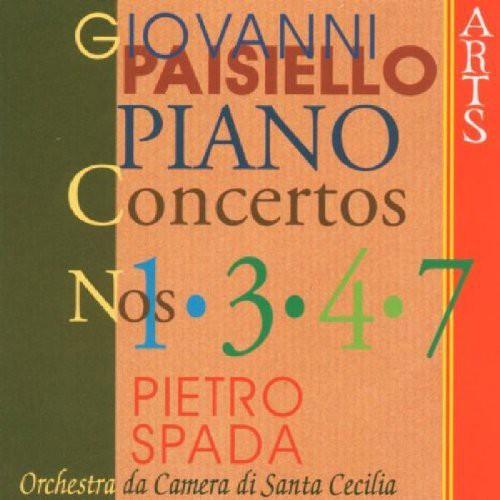 Piano Concertos 1 3 4 & 7