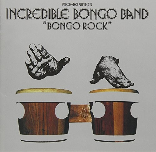 Incredible Bongo Band - Bongo Rock (Disco Fever) [Reissue] (Jpn)