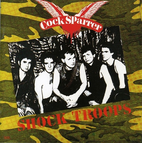 Cock Sparrer - Shock Troops [Import]