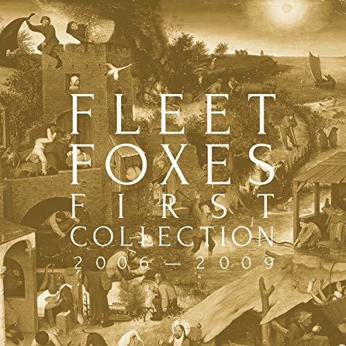 Fleet Foxes - First Collection: 2006-2009 [Import LP Box Set]