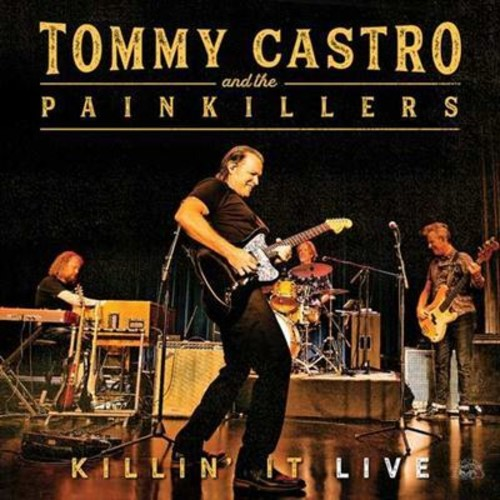 Tommy Castro - Killin' It - Live [Orange LP]