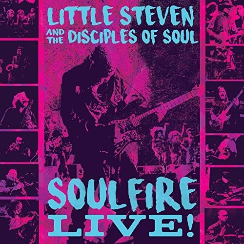 Little Steven - Soulfire Live! [3CD]