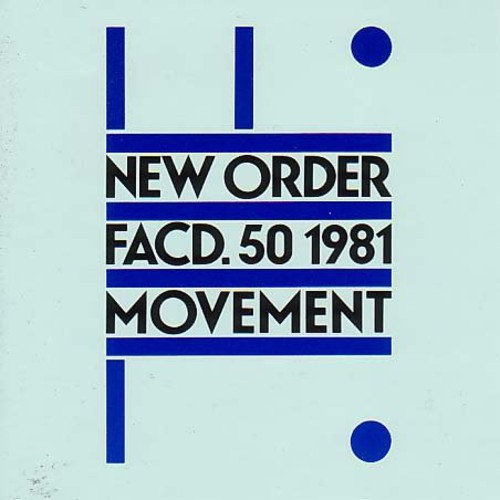 New Order - Movement [180 Gram]