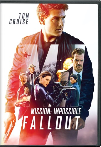 Mission: Impossible [Franchise] - Mission: Impossible: Fallout